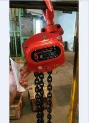 Ferreterro heavy  duty  chain  pulley  block