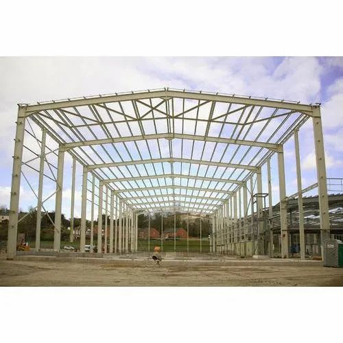 Steel PEB Structural Shed for Industrial