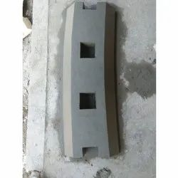 Concrete RCC Baluster Pillar, For Fencing