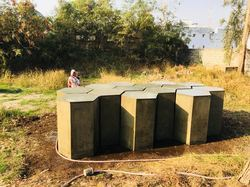 Composite Concrete Water Tank