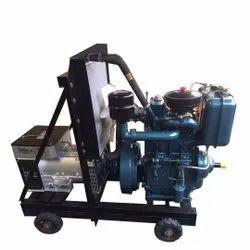 Chetak Three Phase Diesel Generator
