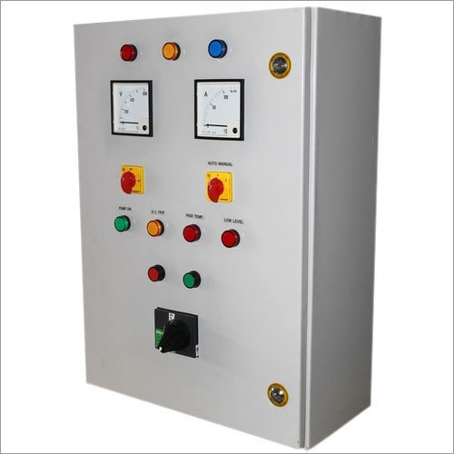 Three Phase Electrical HT Control Panel