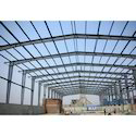 Peb Modular Prefabricated Building Structure Shed, For Industrial