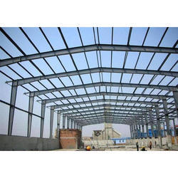 Prefabricated Building Structure Shed