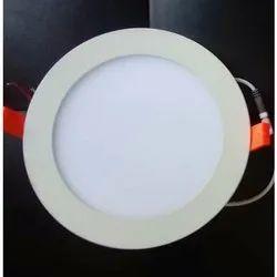 MURAD Cool White LED Panel Light, Shape: Round, 220v-240v