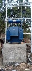 Oil Cooled Transformer Installation Services, For Commercial