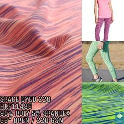 Space Dyed Fabric 220