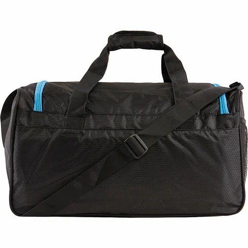 cb1333f5bd0b Plain Sports Duffel Bag