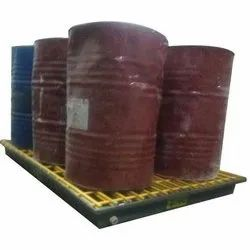 Ercon Six Drum Spill Drum Pallets