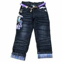Blue Kids Designer Denim Jeans