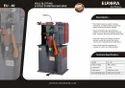 Sole Slotting & Gold Stamping Machine