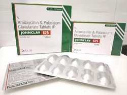 Amoxicillin Trihydrate 500 Mg Potassium Clavulanate 125 Mg 10 Tablets