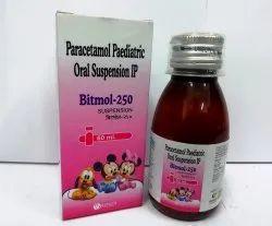 Bitmol 250 Susp (paracetamol Susp0