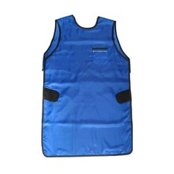 Blue Lead Apron for Hospital