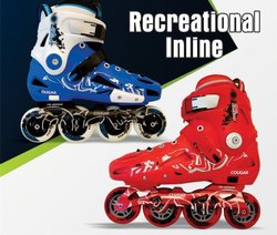 Recreational inline Skate