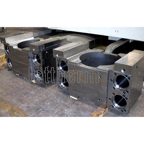 Bar and Section Mill Bearing Chocks