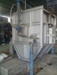 Aluminium Gas Scalner Furnace, Material Loading Capacity (T): 1 To 20 Ton