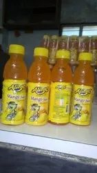 Alienz Mango Drink, Packaging Type: Bottles, Packaging Size: 200 Ml, 160 Ml