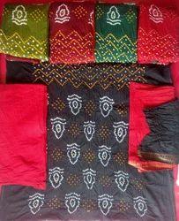 Regular Wear Unstitched Cotton Salwar Suit