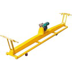 ABLE Double Beam Screed Vibrator