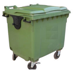 Plastic Industrial Wheeled Dustbin