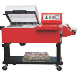 L Sealer And Shrink Wrapping Machine