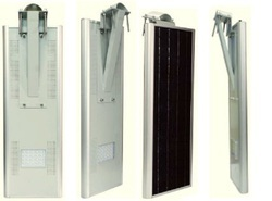 Integrated Solar Street Light (18Watt)