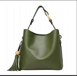 6212729840 Own Brand Genuine Leather Ladies Handbags