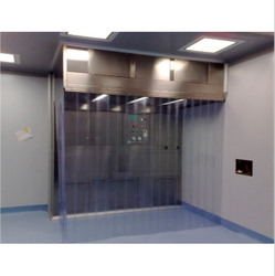 SS Dispensing Booth
