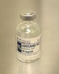 Lidocaine Hydrochloride Injection
