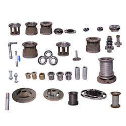 Turbine Pump Spare Parts