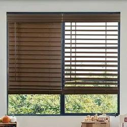 Wooden Venetian Blinds For Home, Hotel