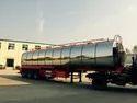 Bitumen Tankers Heater
