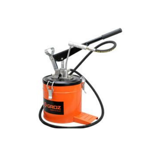 Hand Operated Grease Pump, Capacity:  20 kg