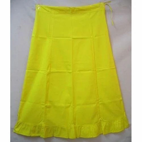 Yellow Petticoat