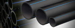 GOKUL HDPE Pipe, Size/Diameter: 20mm To 400mm, Thickness: 5 Mm