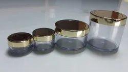 100 gm Acrylic Cream In Jar Golden Cap