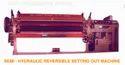 Semi Hydraulic Reversible Setting Out Machine