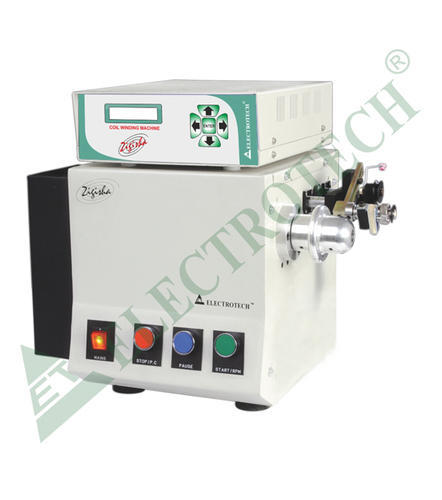 Standard Semi-automatic Transformer Coil Winding Machines, Capacity: 22-48swg