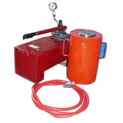 Hydraulic Jack with Pumping Unit