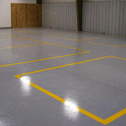 Industrial Grade Epoxy Coating