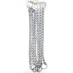 Chrome Plated Keyring Chain