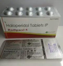 Haloperidol 5mg Tablets (RADIPACE 5)