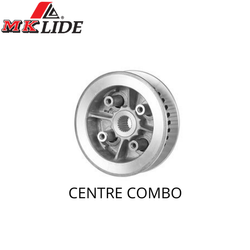 Aluminium Centre Combo, For Two Wheeler & Three Wheeler