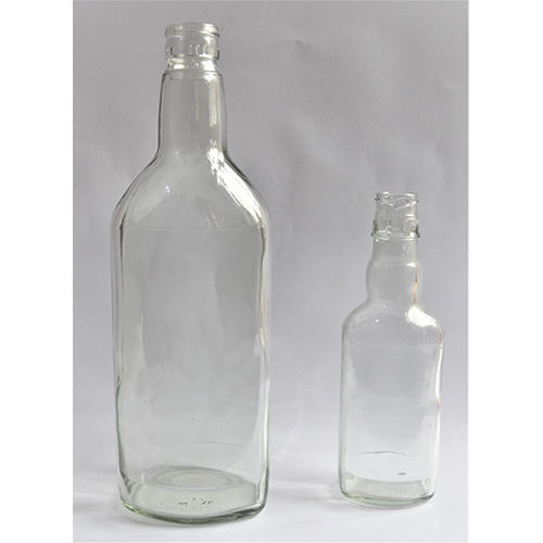 Bar Whisky Glass Bottle