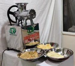 Automatic Stainless Steel Chutney Making Machine Or Chatni Machine, 1 Hp