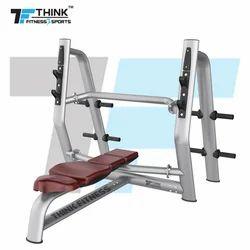Olympic Flat Bench Gym Machine