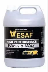 CAR SHAMPOO (WASH & WAX)