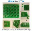 SkyJet - Videojet - V-710D Makeup Chip