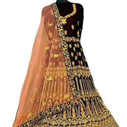 Heavy Exclusive Indian Designer Lahenga Choli